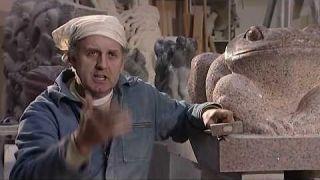 Mirza Moric sculpteur